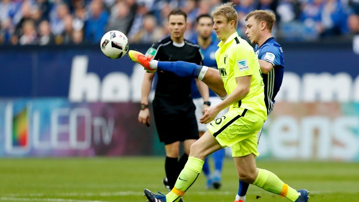Kolašinac asistent u visokoj pobjedi Schalkea