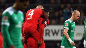 Sjajan meč u Bremenu, Werder i Eintracht podijelili bodove