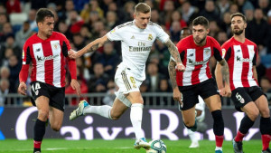 Gosti kući nose važan bod: Athletic Bilbao preživio silovite napade Real Madrida