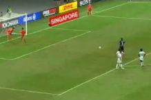 Sudija poklonio penal Interu, Jovetić pogodio iz drugog puta