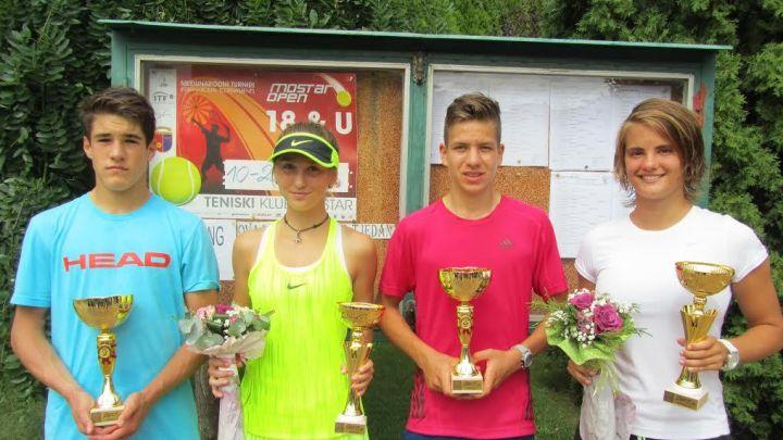 TK Mostar uspješno organizovao veliki međunarodni turnir