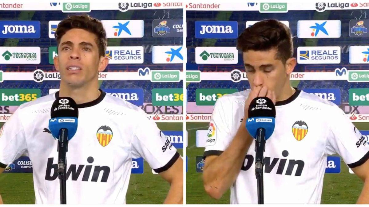 """Igraču Valencije se pred kamerama srušio svijet: """"Malo je je*eno slušati to sve..."""""""
