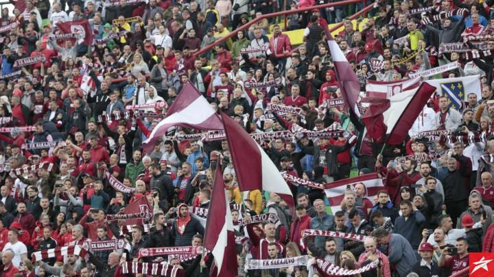 Poznati termini utakmica između Sarajeva i Celtica