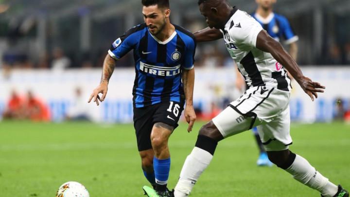 Sensi za novu pobjedu, Inter tri od tri