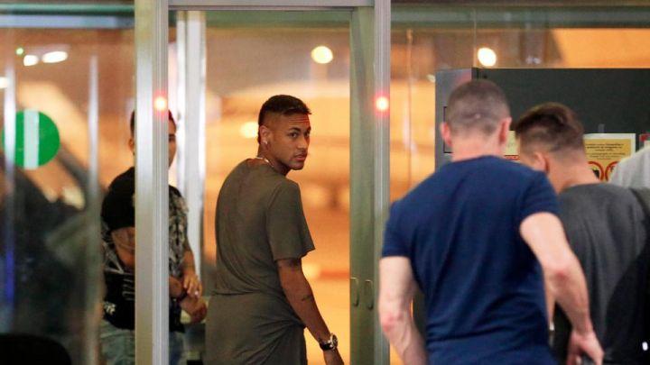 Neymar ponovo u Barceloni, ali rijetko ko ga je vidio