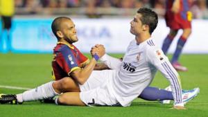 Dani Alves: Real Madrid je opasniji bez Cristiana Ronalda