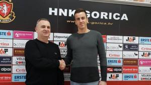 Nagrada za sjajne igre: Jovičiću novi ugovor u Gorici