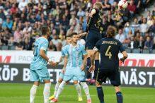 AIK iskoristio sve greške: Željo ispao iz Evropske lige