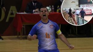 Salines i Mostar SG u finalu futsal Premijer lige, u Mejdanu nije moglo bez incidenta