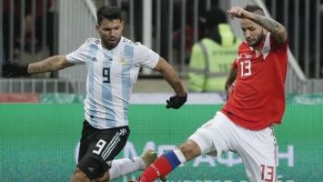 Aguero za pobjedu Argentine nad Rusijom