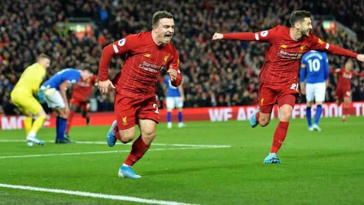 Meč u kojem se sve bitno izdešavalo za 45 minuta: Liverpool u Merseysideu bolji od Evertona