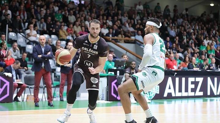 Miralem Halilović odigrao fantastičnu partiju za Orleans