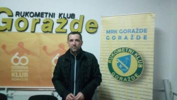 Zafir Kajević ponovo na čelu RK Goražde