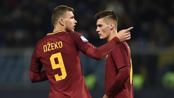 Nije se šalio: Ranieri mijenja formaciju, ali i tandem u napadu Rome