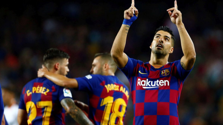 Barcelona utrpala Valenciji pet golova, Suarez dvostruki strijelac, Fati ponovo briljirao