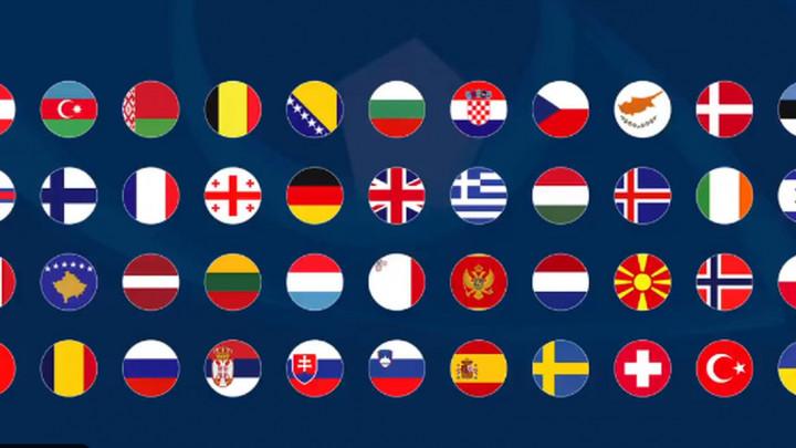 BiH se nada sreći pred sutrašnji žrijeb kvalifikacija za Evropsko prvenstvo