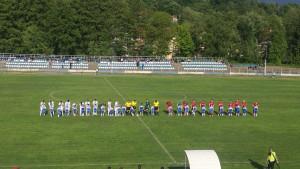 Radnički i Čelik odigrali prijateljsku utakmicu u okviru proslave 100 godina kluba iz Lukavca