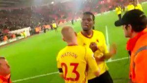 Fudbaleri Watforda se željeli obračunati sa navijačima, pljuštale uvrede