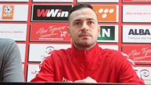 Dilaver: Čast mi je što imamo Arslana za trenera
