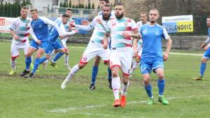 Olimpik nastavio pobjedonosni niz: Milović i Pandža za nova tri boda