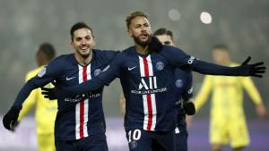 Neymar proslavom gola izazvao bijes navijača PSG-a
