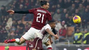 Napeto u svlačionici Milana, Ibrahimović u glavnoj ulozi