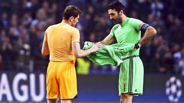 Casillas: Buffon mora osvojiti Ligu prvaka