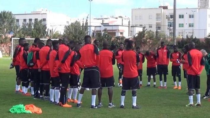 Senegalski igrači ljuti, Savez im ne da novac