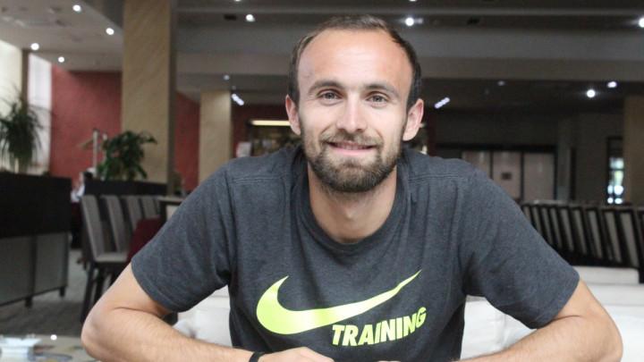 Tuka: Sazrio sam fizički i psihički, očekujem medalju na Evropskom prvenstvu