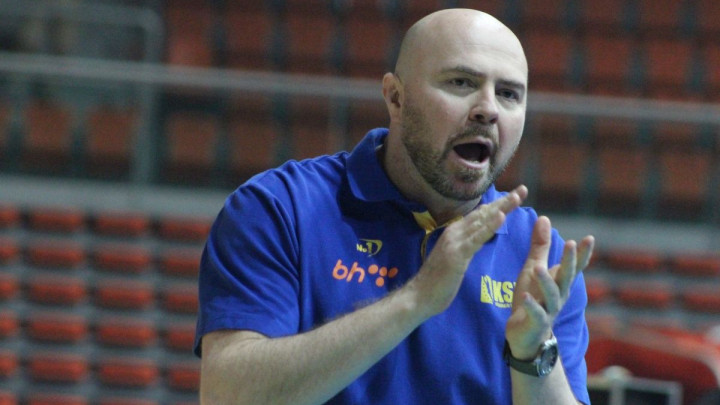 Vedran Bosnić saopštio širi spisak bh. košarkaša za mečeve kvalifikacija za SP