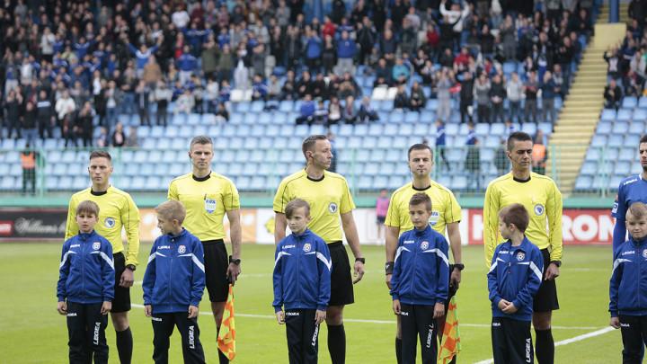 Tri utakmice 32. kola Premijer lige u direktnom prijenosu, određena službena lica