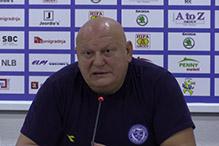 Petrović: Sada smo mnogo stabilniji nego kada sam došao