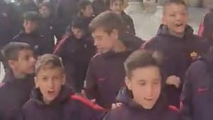 Omladinci Rome oduševili građane Sarajeva uzvikivanjem 'Edin Džeko'