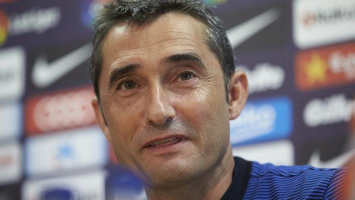 Valverde ne namjerava dovoditi pojačanja u Barcu?
