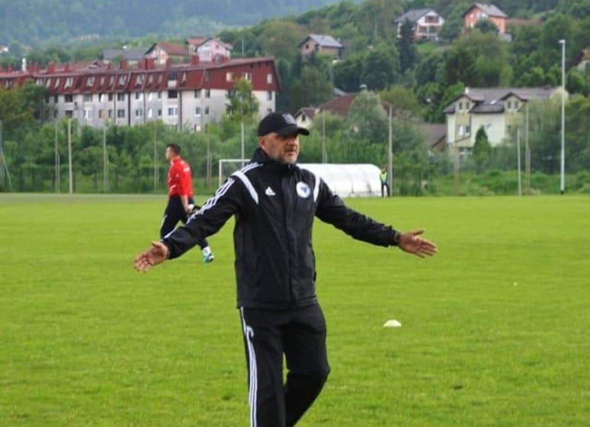 FK Radnik Hadžići produžio saradnju sa dosadašnjim trenerom
