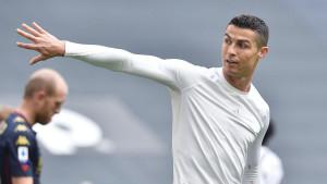 Nakon kapitenske trake u Beogradu, Cristiano je danas bacio dres Juventusa