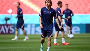 Modrić o Ancelottiju: Sretan sam što se vratio