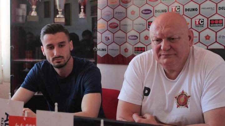 Petrović otpisao zimsko pojačanje i utakmicu protiv GOŠK-a označio kao ključnu