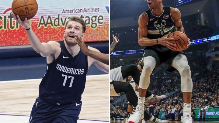 Ko je MVP, Luka ili Giannis?