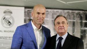 Perez donio odluku: Zidane odlazi iz Reala