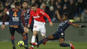 Monaco razočarao, St. Etienne slavio na domaćem terenu