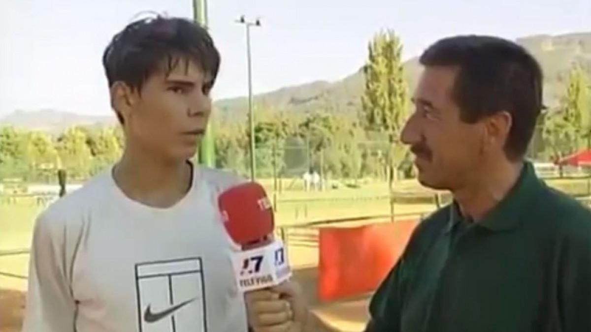 Izjava mladog 16-godišnjeg Rafaela Nadala o najdražoj podlozi je danas hit
