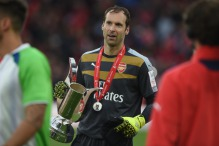 Čech u tri utakmice s Arsenalom osvojio tri trofeja