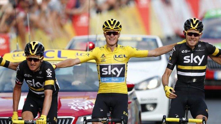 Chris Froome stigao do trećeg naslova Toure de Francea