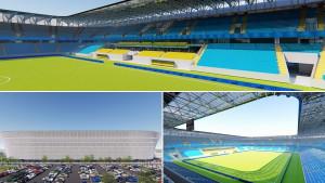 Kako bi mogao izgledati nacionalni stadion? Idejni projekat već postoji