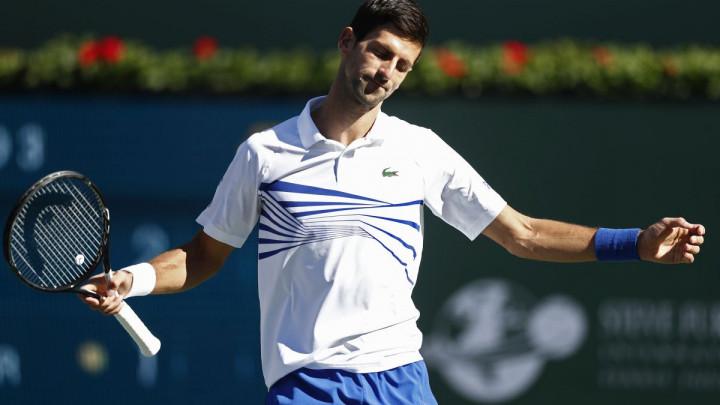 Novak Đoković: Ovdje sam da osvojim trofej