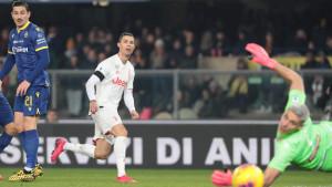 Subota je dan kada će Ronaldo ući u ekskluzivni klub!
