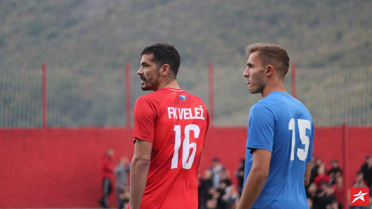 Fajić se vratio u tim, Velež u najjačem sastavu protiv Rudara