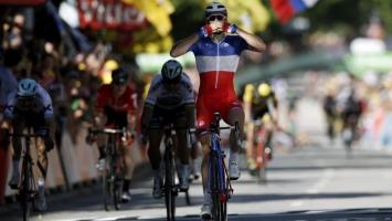 Demaru četvrta etapa Toura