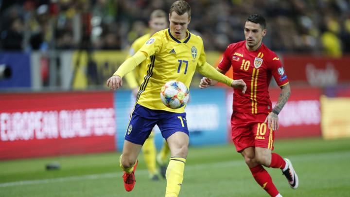 Šveđani strepili do posljednje minute protiv Rumunije, Irci se namučili protiv Gibraltara